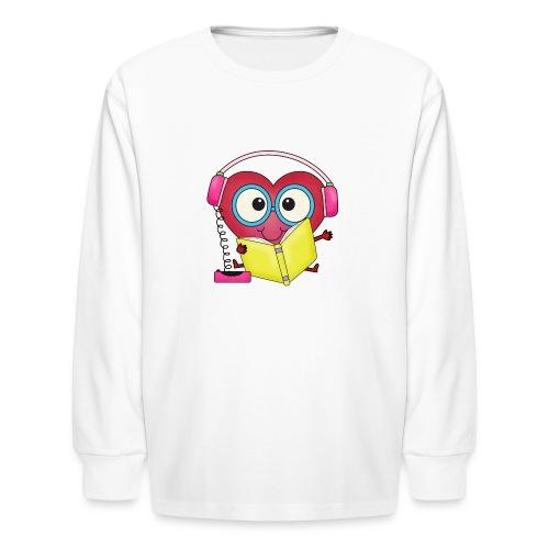 Valentine's Shirt! (Kids' LS) - Kids' Long Sleeve T-Shirt