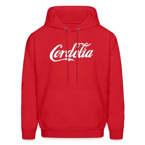 Cordelia Hoodie (Red) - Men's Hoodie