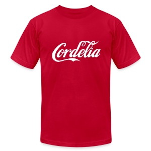 'Cordelia' Tee - Men's T-Shirt by American Apparel