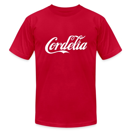 'Cordelia' Tee - Men's Fine Jersey T-Shirt