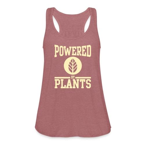 veggie lover - Women's Flowy Tank Top by Bella