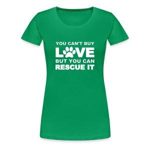 Rescue - Women's Premium T-Shirt