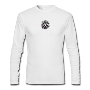 Men's Long Sleeve T-Shirt by American Apparel - Men's Long Sleeve T-Shirt by Next Level