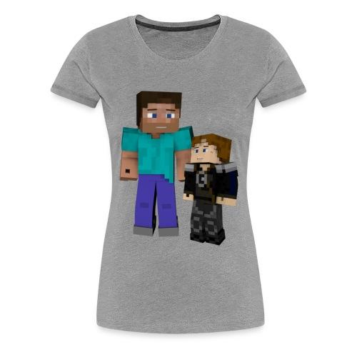 Just A Memory Minecraft Original Song WOMENS T-SHIRT - Women's Premium T-Shirt