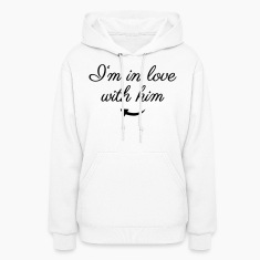 In love with him Hoodies