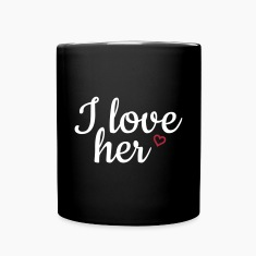 I love her Mugs & Drinkware