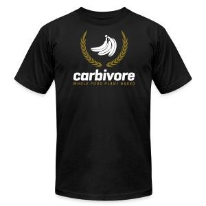 Carbivore Mens Tee - Men's Fine Jersey T-Shirt