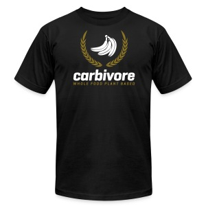 Carbivore Mens Tee - Men's T-Shirt by American Apparel