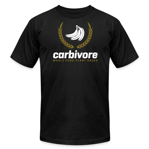 Carbivore Mens Tee - Men's Fine Jersey T-Shirt