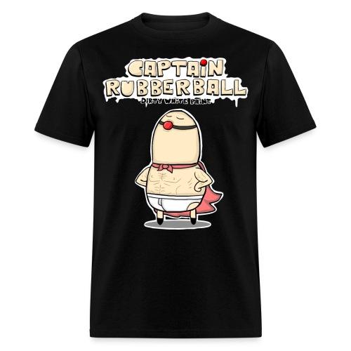 Cpt. Rubberball-Shirt Men - Men's T-Shirt