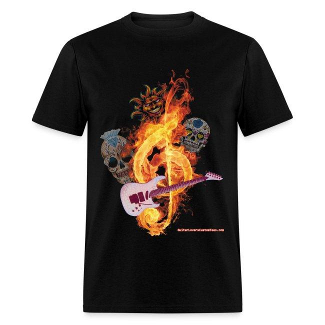 Guitar-FireClef