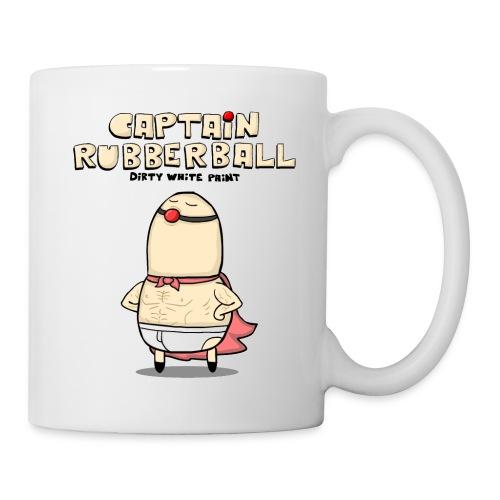 Cpt. Rubberball Mug - Coffee/Tea Mug