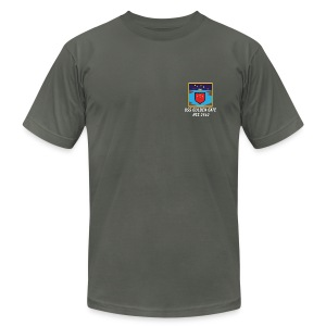 Marine Personal Off Duty T-Shirt - Men's Fine Jersey T-Shirt