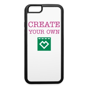Create Your Own - iPhone 6 Case - iPhone 6/6s Rubber Case