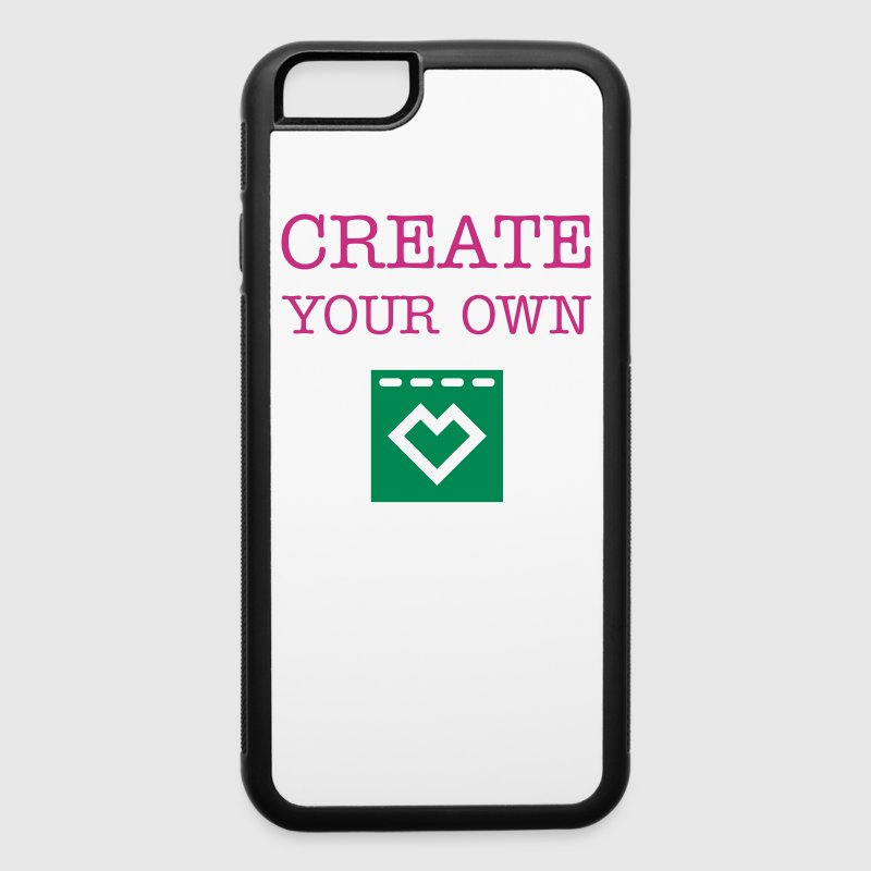 Create Your Own Iphone Case Spreadshirt