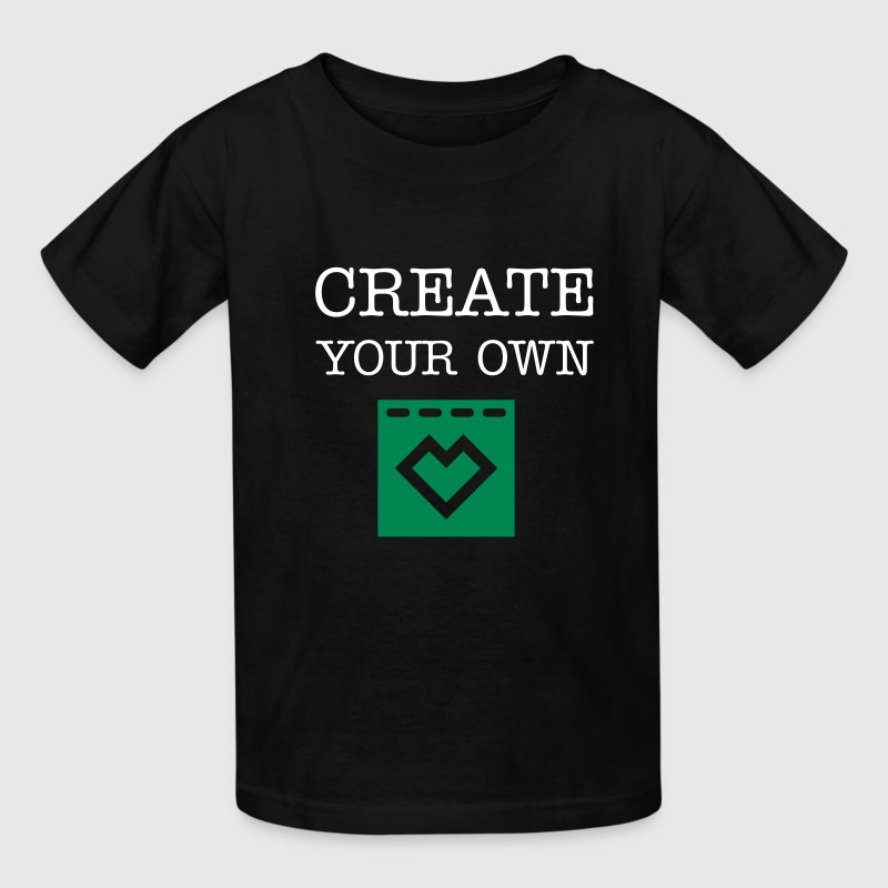 Spreadshirt logo t shirt spreadshirt for Design your own t shirt