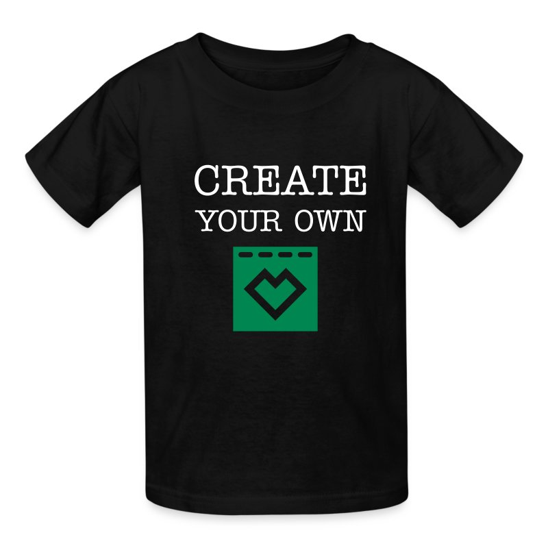 Spreadshirt logo t shirt spreadshirt for Create your own t shirt design