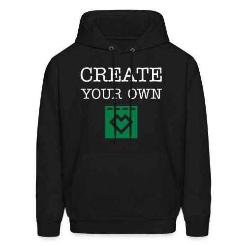 Create Your Own - Men's Hoodie - Men's Hoodie