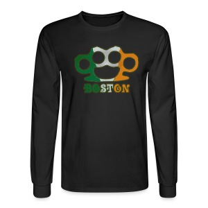 Boston Brass - Men's Long Sleeve T-Shirt