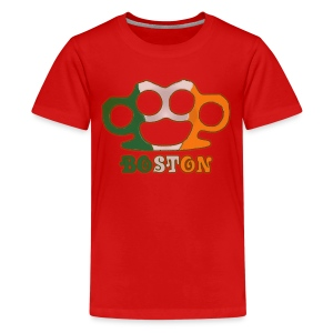 Boston Brass - Kids' Premium T-Shirt