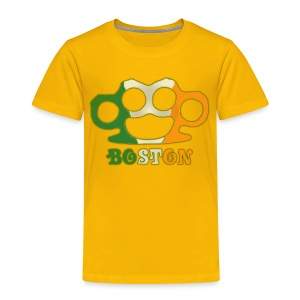 Boston Brass - Toddler Premium T-Shirt
