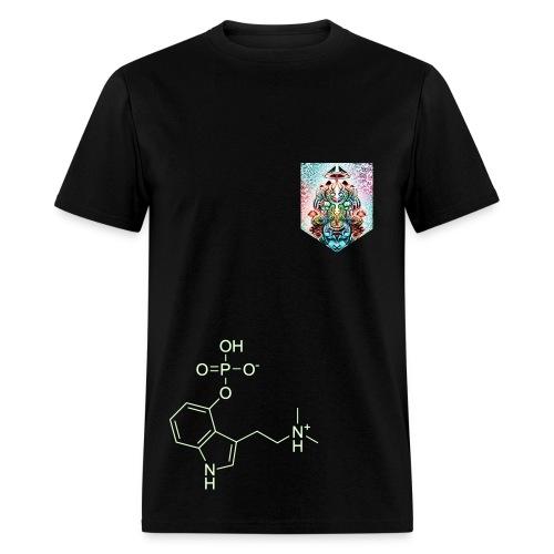 PsychonauTihkal - Psilocybin - Men's T-Shirt