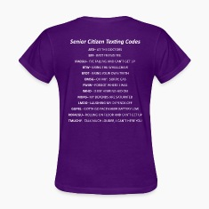 Senior Citizen Texting Codes