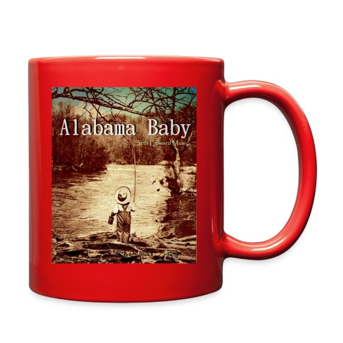 Alabama Baby Coffee Mug - Full Color Mug