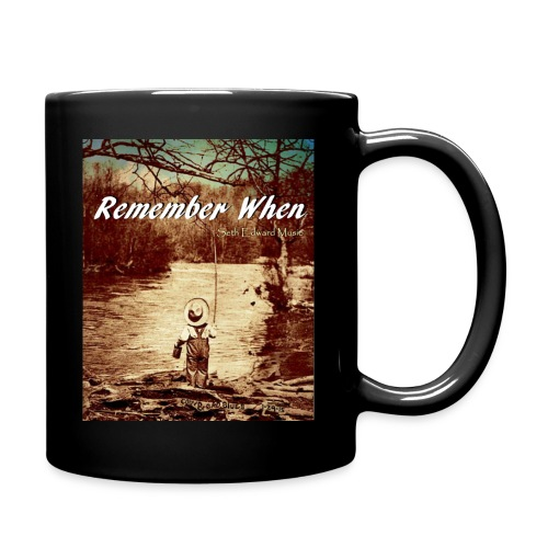 Remember When Coffee Mug - Full Color Mug