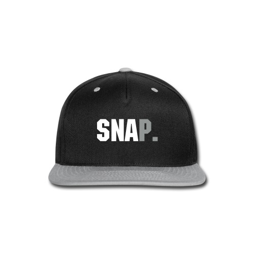 The Snap back - Snap-back Baseball Cap
