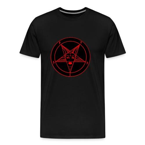 Hail Satan! - Men's Premium T-Shirt
