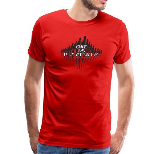 one as individuals - Men's Premium T-Shirt