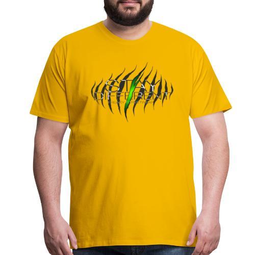 stay different - Men's Premium T-Shirt