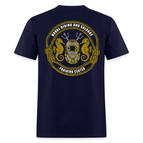 Naval Diving & Salvage - Men's T-Shirt