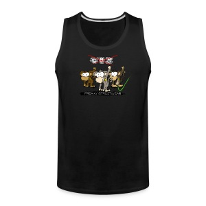 protest monkeys - Men's Premium Tank