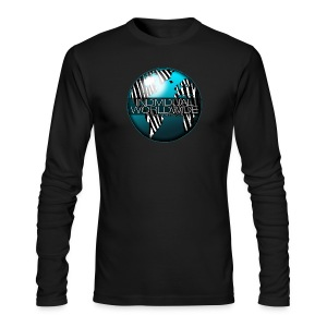 individual worldwide - Men's Long Sleeve T-Shirt by Next Level