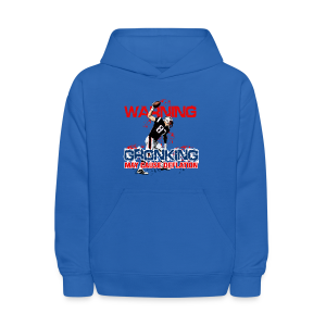 Gronking May Cause Deflation - Kids' Hoodie