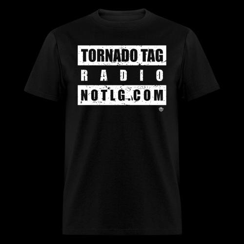 Tornado Tag Radio Unstable! Shirt - Men's T-Shirt
