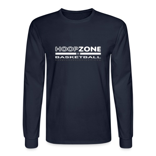 HZ3 long sleeve T w/light art - Men's Long Sleeve T-Shirt