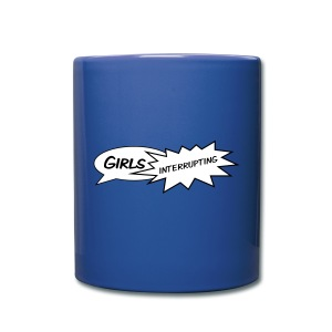 Girls Interrupting Coffee Mug - Full Color Mug