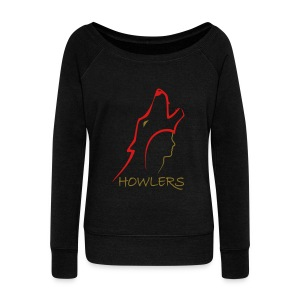 Women's Wideneck Sweatshirt - Original design for Pierce Brown's Red Rising Trilogy