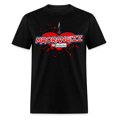 Mens MrOrangizz T-shirt - Men's T-Shirt