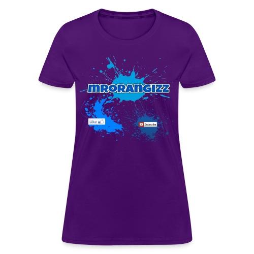 Women's MrOrangizz T-shirt - Women's T-Shirt