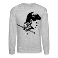 Long Sleeve Shirts ~ Crewneck Sweatshirt ~ Article 101066944