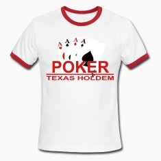 poker_texas_holdem1 T-Shirts