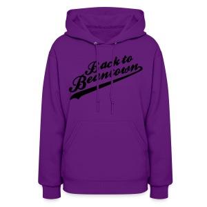 Back to Beantown Softball - Women's Hoodie