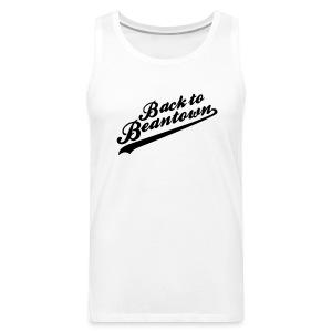 Back to Beantown Softball - Men's Premium Tank