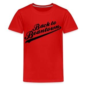 Back to Beantown Softball - Kids' Premium T-Shirt