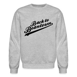 Back to Beantown Softball - Crewneck Sweatshirt
