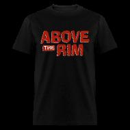 T-Shirts ~ Men's T-Shirt ~ Above the Rim